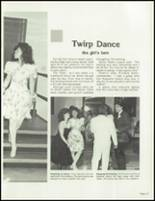 1988 Harbor High School Yearbook Page 20 & 21