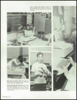 1988 Harbor High School Yearbook Page 34 & 35