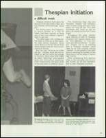 1988 Harbor High School Yearbook Page 42 & 43