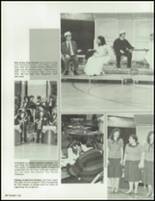 1988 Harbor High School Yearbook Page 50 & 51