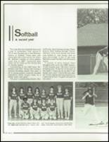 1988 Harbor High School Yearbook Page 60 & 61
