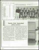1988 Harbor High School Yearbook Page 82 & 83