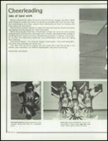 1988 Harbor High School Yearbook Page 92 & 93