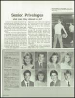 1988 Harbor High School Yearbook Page 108 & 109