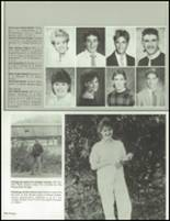 1988 Harbor High School Yearbook Page 110 & 111