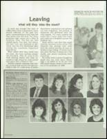1988 Harbor High School Yearbook Page 116 & 117