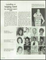 1988 Harbor High School Yearbook Page 122 & 123