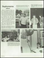 1988 Harbor High School Yearbook Page 134 & 135