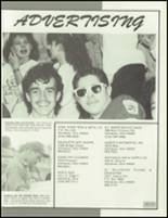 1988 Harbor High School Yearbook Page 180 & 181