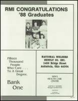 1988 Harbor High School Yearbook Page 194 & 195