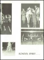 1966 Stanton High School Yearbook Page 14 & 15