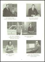 1966 Stanton High School Yearbook Page 26 & 27