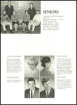 1966 Stanton High School Yearbook Page 34 & 35
