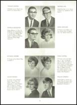 1966 Stanton High School Yearbook Page 36 & 37