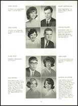 1966 Stanton High School Yearbook Page 38 & 39