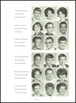 1966 Stanton High School Yearbook Page 46 & 47