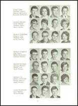 1966 Stanton High School Yearbook Page 50 & 51