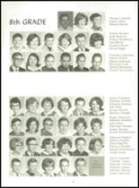 1966 Stanton High School Yearbook Page 54 & 55