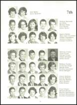 1966 Stanton High School Yearbook Page 56 & 57