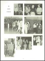 1966 Stanton High School Yearbook Page 58 & 59