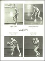 1966 Stanton High School Yearbook Page 66 & 67