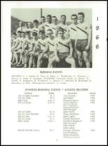 1966 Stanton High School Yearbook Page 70 & 71