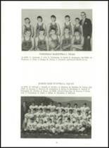 1966 Stanton High School Yearbook Page 74 & 75