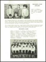 1966 Stanton High School Yearbook Page 90 & 91