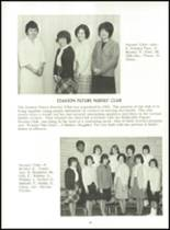 1966 Stanton High School Yearbook Page 94 & 95