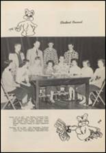 1952 Newkirk High School Yearbook Page 12 & 13