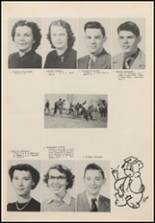 1952 Newkirk High School Yearbook Page 22 & 23