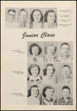 1952 Newkirk High School Yearbook Page 26 & 27