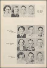 1952 Newkirk High School Yearbook Page 28 & 29