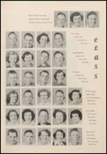 1952 Newkirk High School Yearbook Page 30 & 31