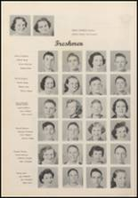 1952 Newkirk High School Yearbook Page 32 & 33