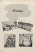 1952 Newkirk High School Yearbook Page 34 & 35