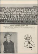 1952 Newkirk High School Yearbook Page 36 & 37