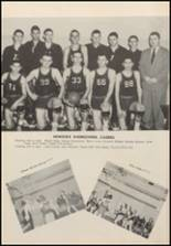 1952 Newkirk High School Yearbook Page 38 & 39