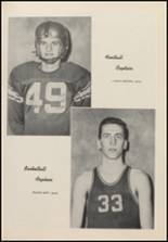 1952 Newkirk High School Yearbook Page 40 & 41