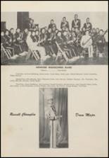 1952 Newkirk High School Yearbook Page 46 & 47