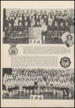 1952 Newkirk High School Yearbook Page 48 & 49