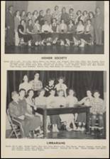 1952 Newkirk High School Yearbook Page 52 & 53