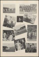 1952 Newkirk High School Yearbook Page 54 & 55