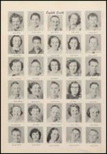 1952 Newkirk High School Yearbook Page 56 & 57