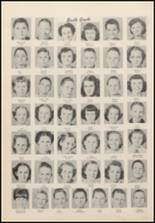 1952 Newkirk High School Yearbook Page 58 & 59
