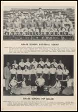 1952 Newkirk High School Yearbook Page 64 & 65