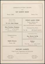 1952 Newkirk High School Yearbook Page 68 & 69