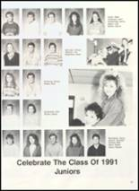 1990 Clyde High School Yearbook Page 28 & 29