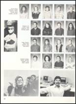 1990 Clyde High School Yearbook Page 30 & 31