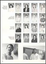 1990 Clyde High School Yearbook Page 32 & 33